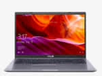 Asus VivoBook X509UA-EJ362T (i3 7th Gen/4GB/256GB SSD/15.6 inch/Win10H/INT/1.7kg) Slate Grey