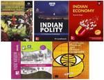 Upsc-exam books set of 5 Important books