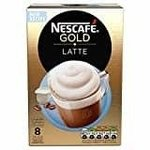 Loot: 71% Off  : Nescafe Gold Latte Pouch, 156 g at Rs.198
