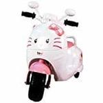 Toyhouse Kitty Scooty Ride on Bike