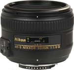 Nikon AF-S NIKKOR 50mm f/1.8G Lens PRIME LENS For Better Portrait!!
