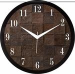 RAG28 11.75 Inches Designer Wall Clock for Home/Living Room/Bedroom/Kitchen (9234)
