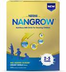 Nestlé NANGROW Nutritious Milk Drink for Growing Children (2-5 years), Creamy Vanilla, 400g