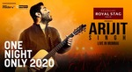 Paytm first members : Get 4000 cb on Arijit singh live in mumbai (platinum tickets)