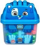 Mega Bloks Happy Puppy Bucket