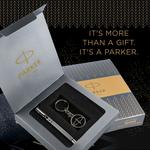 Gift Pack - Parker Ball Pen with key chain