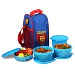 Cello -- 4 Container Lunch Box with Bag at Flat 56% Off
