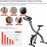 Yozo Pedal Exerciser LCD Counter Exercise Bike Indoor Fitness Resistance Home Gym @2999