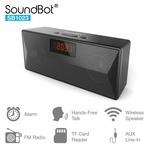 SoundBot SB1023 Bluetooth Speakers Rs.1614 @ Amazon. Apply 5% off coupon