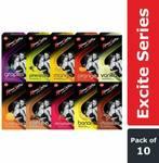 KamaSutra Excite series condoms basket Condom (Set of 10, 10S)