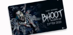BookMyShow :- Get instant discount of Rs. 100 on BHOOT PART 1: THE HAUNTED SHIP  movie voucher worth Rs.200