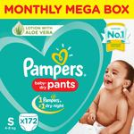 40% Off - Pampers Diaper Pants Monthly Pack at Rs.1319