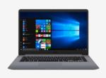Asus Vivobook Laptop X510UA-EJ927T i3 8th Gen 4GB 1TB HDD 15.6 inch Win 10 INT Graphics Grey
