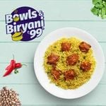 Fassos Bowls and Biryani at rs 99. [ 2 Bowls at 99rs +taxes and packing charges ] and also Wrappy hours wraps @ 99