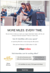 Jet Amex - 2x Points on Spend > 50k & 2x Points on Insurance Spend (Both Targeted)