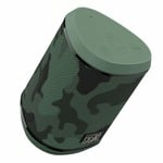 boAt Stone 170 Portable Bluetooth Speakers with True Wireless Sound, Compact IPX6 Water Resistance Design and HD Sound (Camo Green)