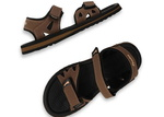 Holi Special - BATA Brown Sandals For Men @ Rs.349 [Rs.150 Coupon Off]