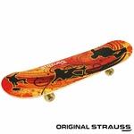 "Strauss Bronx Skateboard, (31""x 8"")"