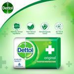 Dettol Original Soap - 125 g (Pack of 12)