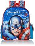 Captain America EVA 3D Mask School Bag 36 cm