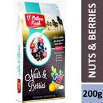 Fresh Nuts & Berries 200 + 200 GM Dry Fruit @ Rs. 422   Use Code: OFFER20