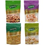 Prime early access - Happilo Premium Dry Fruits, 850g (California Almonds, Raisins, Whole Cashews, Roasted Pistachios) at Rs. 570