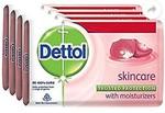 dettol skin care 125 gm pack of 4