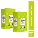 Typhoo Green Jasmine Tea, 25 Tea Bags (Pack of 2)