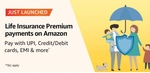 Life Insurance Premium Payments on Amazon