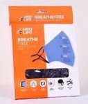Medlife N-95 Breath Free Anti Pollution Mask - Black 1 Unit
