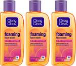 Clean & Clear Oil Free Foaming Face Wash  (300 ml)