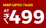 Flash Sale : Active Wear At Rs 499