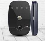 Jio Wi-Fi M2S Wireless Data Card (Black) Flat 24% OFF