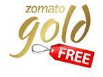 Zomato Gold FREE Membership Extended