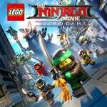 Free - LEGO NINJAGO Movie Video Game @ Playstation US
