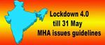 Lockdown 4.0: What is allowed and what is not allowed (Valid upto 31st May)