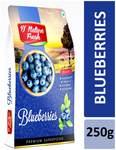 D'nature Fresh Blueberries 250g