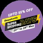Paytm First members: Get flat 20% discount on bewakoof.com. No minimum transaction