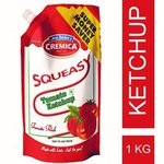 Cremica squeeze tomato ketchup pack 1kg 73