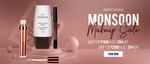 Colorbar Monsoon Sale - Get 20% Off on Rs.1500 & 25% Off on Rs.2000 Purchase