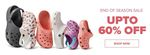 Crocs End Of Season Sale - Up to 60% OFF
