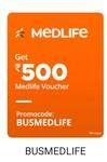Paytm Bus : Get 500 Medlife Voucher On Paytm Bus Booking (Code :BUSMEDLIFE) ( No Min Bus )