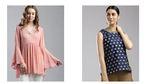 Top Brands Women's Tops Upto 80% Off starting@ 199