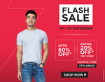 Last Day - Pantaloons Flash Sale  Upto 60% off + Extra 20% off