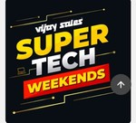 Vijay sales Super Tech Weekends Upto 70% Off On Electronics And Accesories