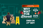 Pepperfry: Get Up to 50% off + Instant 20% Cashback on India's largest range of Furniture