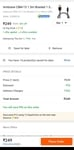 Flipkart Delivery Charges Bug For Plus Members