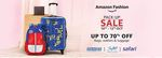 Last Day - Amazon Pack-up sale || Upto 70% off on Top brands Bag, wallet, lugged
