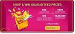 UPCOMING | Flipkart Win Assured Rewards | 16-21 Oct