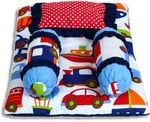 Miss & Chief 4pc Cotton Bedding Set  (Multicolor) : Pre-Book Deal